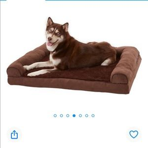 Furhaven Large Dog Bed New in box